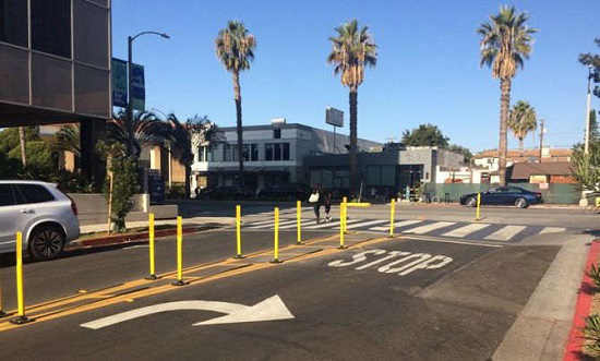 Wilshire Safety Improvements